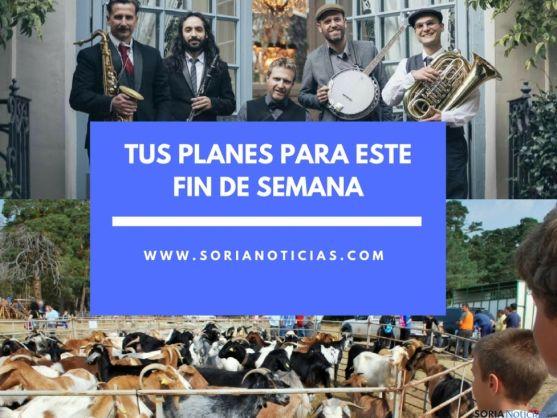 Planes de ocio y cultura en Soria.