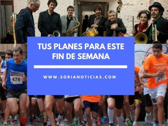 Agenda de fin de semana en Soria.
