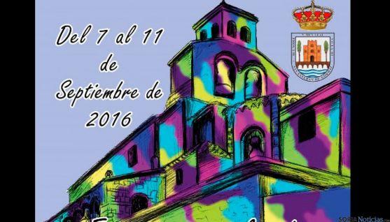 Fiestas en San Esteba de Gormaz, Soria.