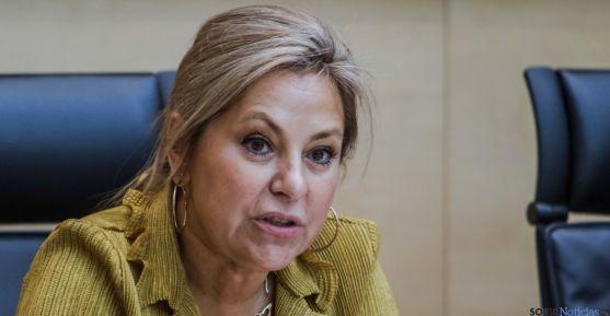 La ex vicepresidenta de la Junta, Rosa Valdeón. / Jta.