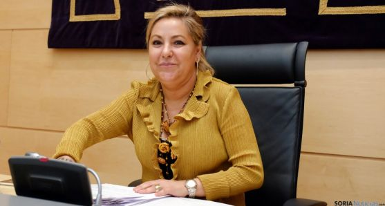 Rosa Valdeón, en una imagen de archivo. / Jta.