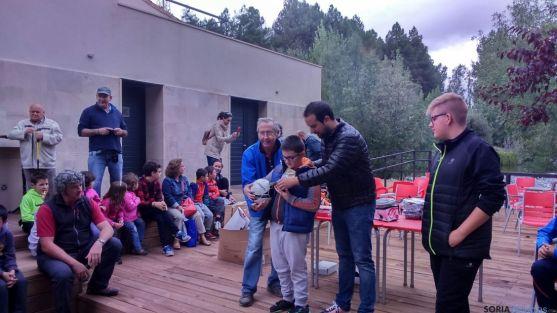 En imágenes: IV edición del Campano Chico en Soto Playa, Soria.