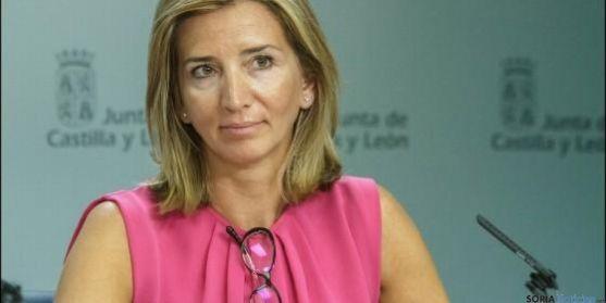 Alicia García, consejera de Familia e Igualdad. / SN