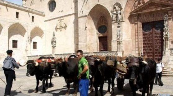 Estancia de los carreteros en Burgos