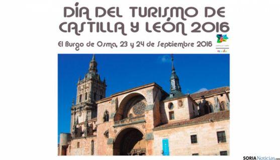 Día de Turismo de Castilla y León 2016 en El Burgo de Osma (Soria).