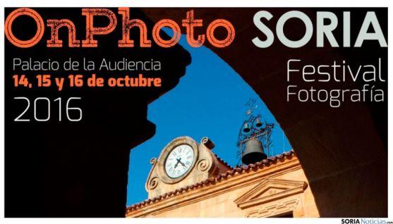Primer Festival de fotografía nacional OnPhoto Soria.