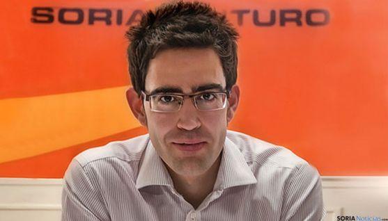 Sergio Cabrerizo Pastor, director de Soria Futuro, S.A..