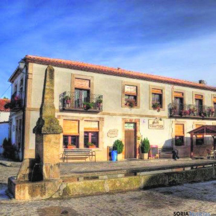 Centro de turismo rural Los Villares