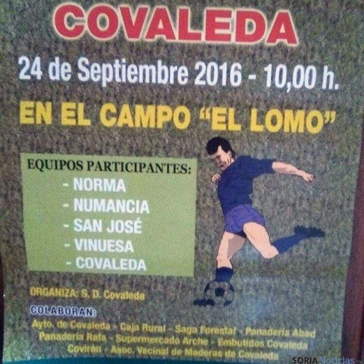 Foto 1 - IV Torneo de Fútbol 7 en Covaleda
