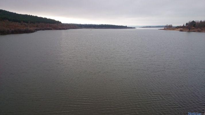Imagen del archivo del pantano. / SN