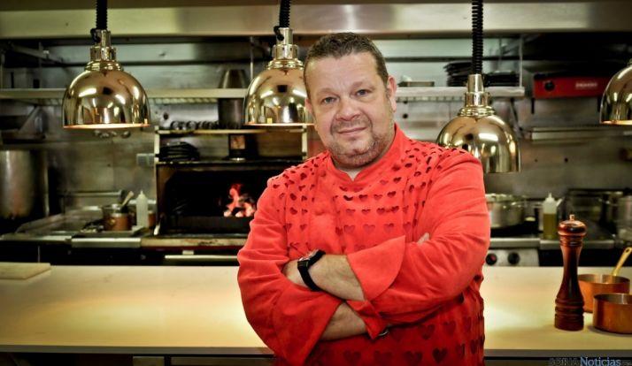Alberto Chicote, presentador de 'Pesadilla en la cocina'.