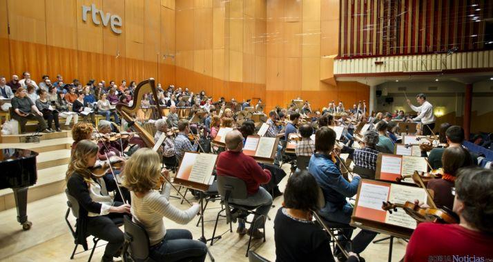 La Orquesta Sinfónica de RTVE, por primera vez en La Audiencia. / Ayto.
