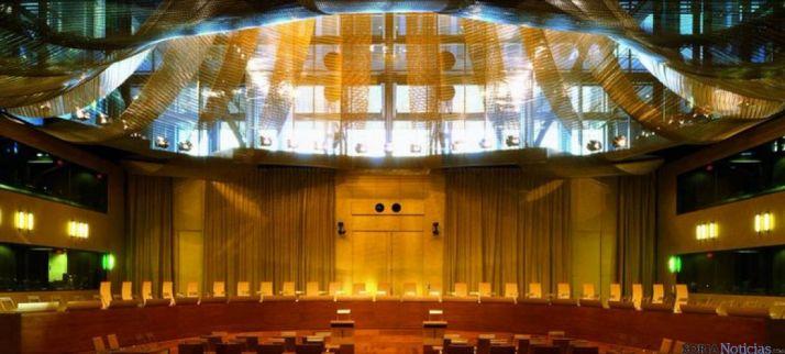 Sede del Tribunal Superior de Justicia de la UE.