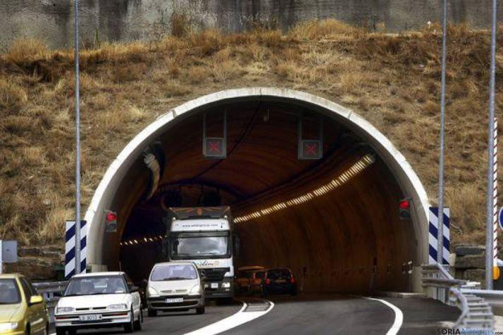 Actuaciones también en el túnel de Piqueras. / SN