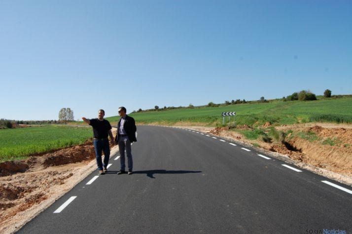 Carretera de la provincia de Soria