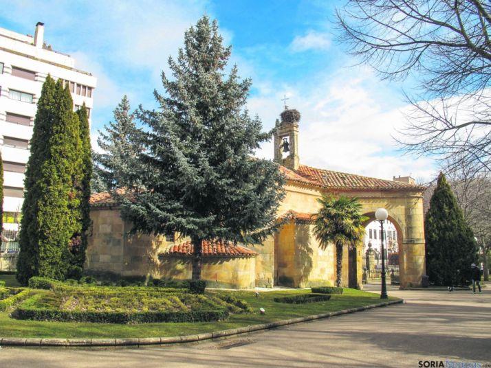 Ermita de la Soliedad.