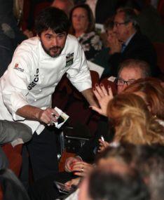 Imagen de la apertura del Soria Gastronómica 2016. / SN