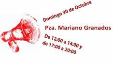 Aniversario de la agrupación de colectivos.