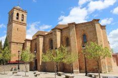 La misa se celebra a las 13:15 horas en la Concatedral de San Pedro. /SN