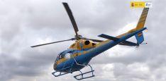 El helicóptero Pegasus vigilará carreteras de titularidad autonómica. / DGT