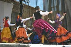 Imagen del XXI Festival de Música y Danza Tradicional en Soria. /SN