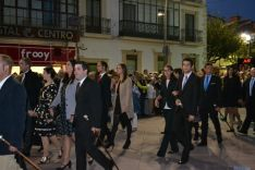 Procesión de San Saturio en Soria. /SN