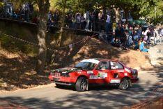 Rally Subida al Castillo 2016. /SN