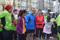 IV Camino por Soria contra el cáncer. /SN