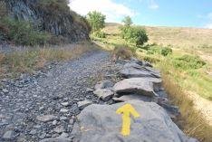 Ruta por el cañón del río Val.