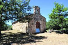 Ermita de la Virgen del Villar en Arguijo