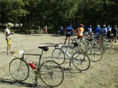 Marcha cicloturista clásica por Pinares.