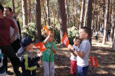 Demostraciones de maquinaria forestal. /SN