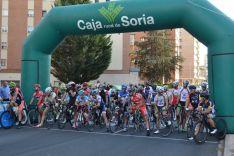 Prueba ciclista San Saturio 2016. /SN
