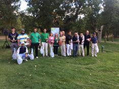 Ganadores del trofeo de San Saturio. /CGS