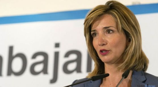La consejera Alicia García./Jta.