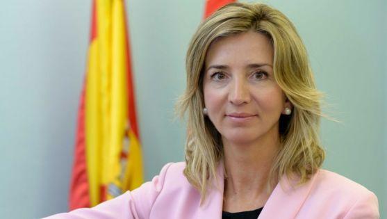 La consejera de Igualdad y Familia, Alicia García.  / SN