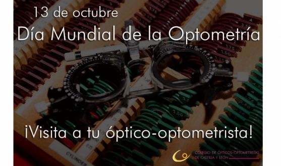 Este jueves es el Día Mundial de la Optometría.