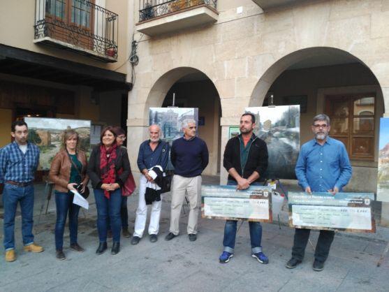 Premiados, Ayuntamiento y jurado.