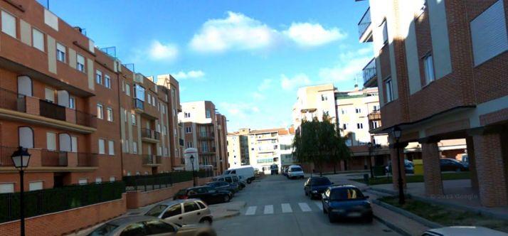 Calle del Cedro, en Arévalo. / GM