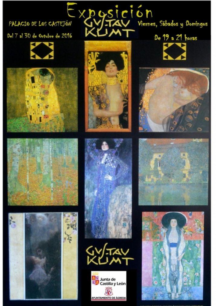 Foto 1 - La exposición 'Gustav Klimt' llega a Ágreda