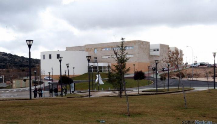 Imagen del Campus Universitario Duques de Soria. / SN