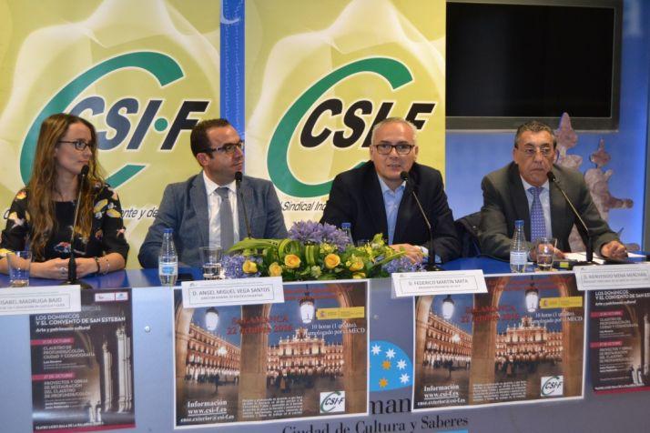 Foto 2 - CSIF forma a 100 docentes para optar a una de las 1.200 plazas de Educación Exterior