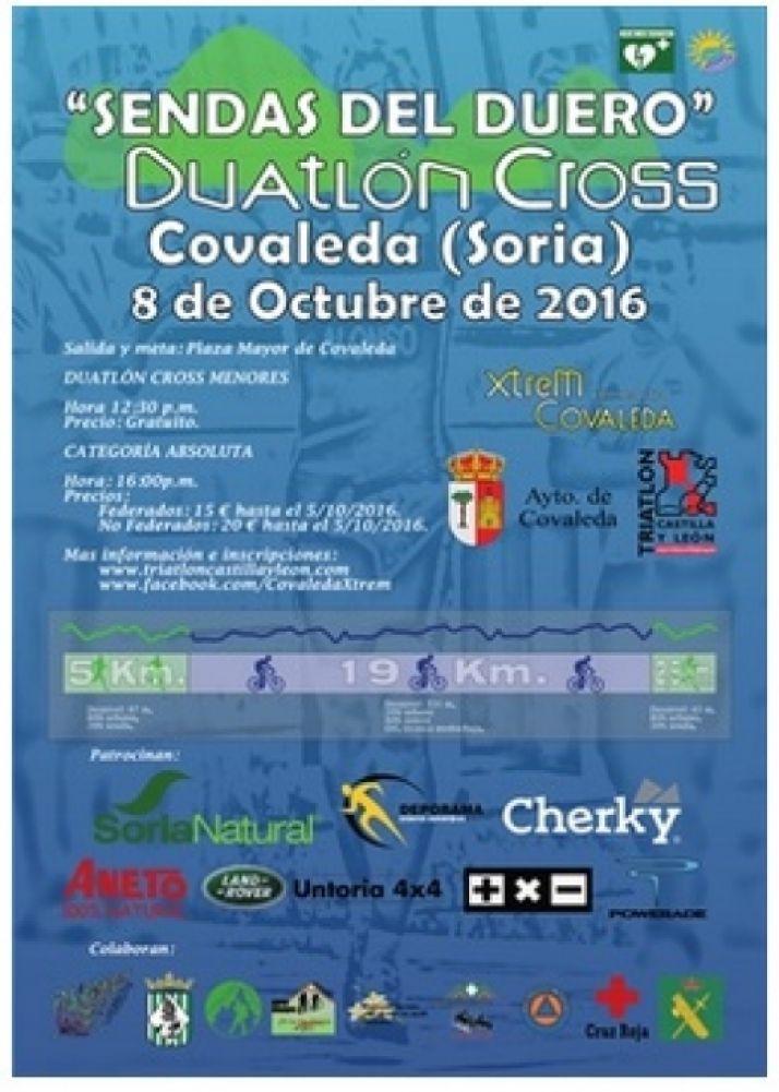 Foto 1 - Covaleda celebra el Duatlon Sendas del Duero