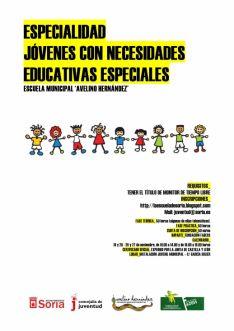 Foto 3 - Cursos de Juventud del Ayuntamiento de Soria para este cuarto trimestre