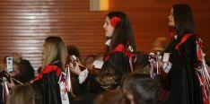 Imagen de la jornada en Escolapias./SN