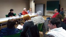 Asamblea de ASPES-CL.