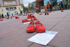 Imagen de la plaza Mariano Granados este viernes./SN