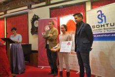Una imagen de la entrega de premios. / SN