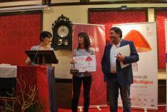 Una imagen de la entrega de premios./SN