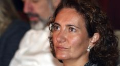 Josefa García Cirac, consejera de Cultura y Turismo. / SN